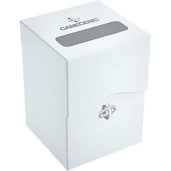 Gamegenic 100-Card Deck Holder White