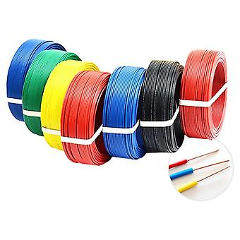 Bv0.07/0.12/0.2/0.5mm² Pvc Insulated Wire Electronic Cable Bv Hard