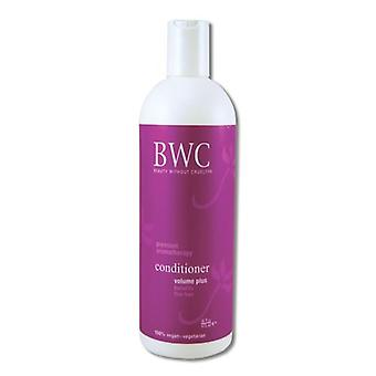 Beauty Without Cruelty Volume Plus Conditioner, 16 Oz