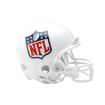 Riddell VSR4 Mini Football Helm - NFL Shield Logo