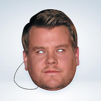 Mask-arade James Corden Party Mask