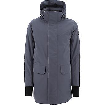Canada Goose Cg3409mb35456 Men's Grey Polyester Outerwear Jacket