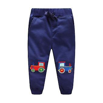 Boys Trousers Pant With Stars Printed, Baby Sweatpants, Long Sport Pants// Kids