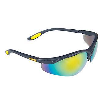 DEWALT Reinforcer Safety Glasses - Fire Mirror DEWSGRFFM