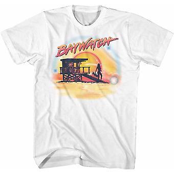 Baywatch Airbrush T-shirt