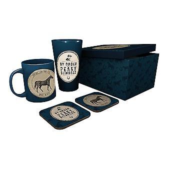 Peaky Blinders Drinkware Gift Set