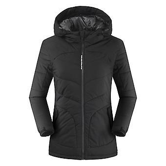 Chaqueta de mujer de esquí de invierno - impermeable y resistente al viento al aire libre