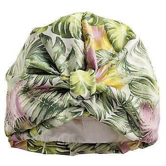 Tropical Palms Shower Turban