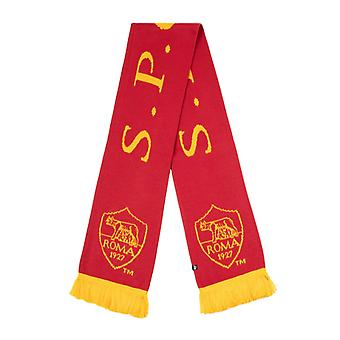 47 Brand Iarna Fan Eșarfă - S.P.Q.R. AS Roma Red