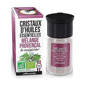 Kristallit eteeriset öljyt Provençal sekoitus 10 g