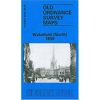 Wakefield North 1890 by Goodchild & John