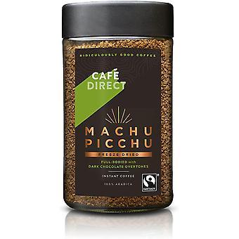 Cafedirect Fairtrade (FCF0008) Machu Picchu Instant Coffee 6 x 100g