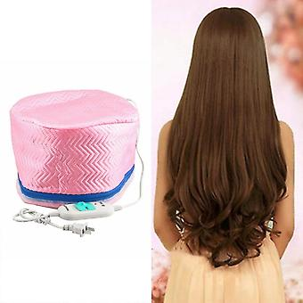 Electric Hair Thermal Beauty Steamer Spa Nourishing Curler Care Cap Styling