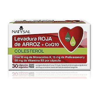 Red Yeast Rice + Q10 30 capsules