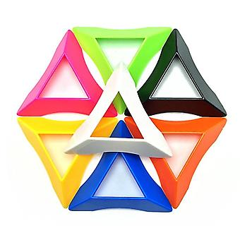 Cube Stand Magic Speed Plastic Base Holder- Educational Learning