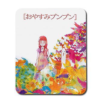 Manga Oyasumi Punpun Mouse Pad