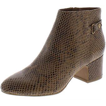 آن كلاين النساء هيلدا ثعبان طباعة الكاحل أحذية
