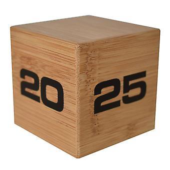 Bambus Timecube 5-10-20-25 Minute Preset Timer