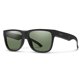 Smith Lowdown 2 003/L7 Gafas de sol negras/verdes mate
