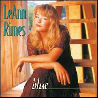 LeAnn Rimes - blå [CD] USA import