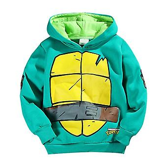 Hoodie Turtle Cartoon Sweatshirt