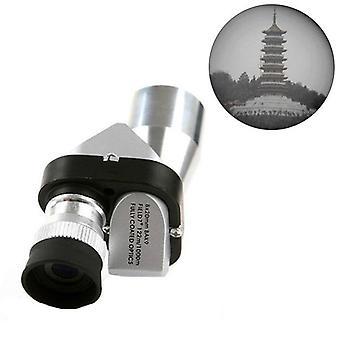 IPRee 8x20 HD Mini bærbar monokulær utendørs camping optisk fugl titting teleskop