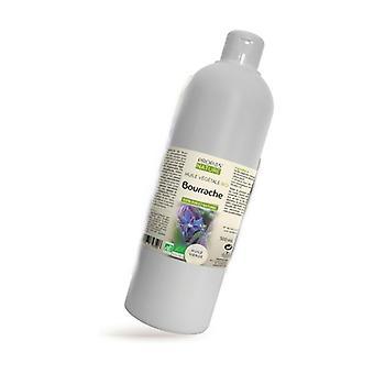 Organic Borage Oil 500 500 ml of oil