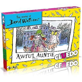 Cluedo David Walliams - Awful Auntie