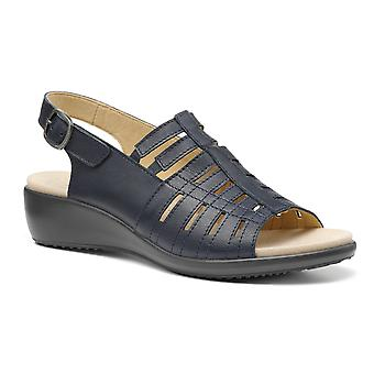 Hotter Women's Rosella Buckle Fastening Wedge Sandals