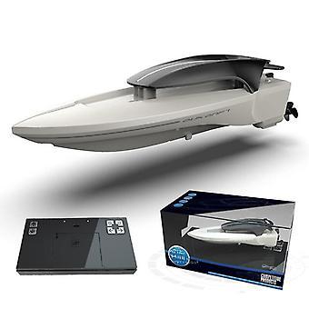 Boot / schip Wind Up Float In Water Adult Rc 2.4g Mini Afstandsbediening Voertuig