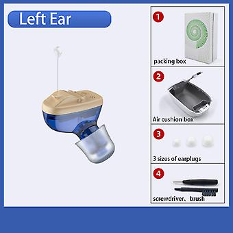 Soroya wireless hearing aids  mini cic invisible heaing aid sound amplifier ear hearing portable