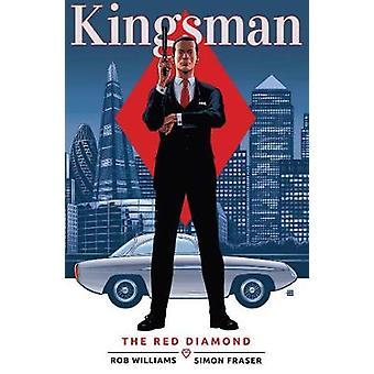 Kingsman The Red Diamond