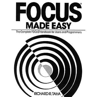 التركيز جعل من السهل -- دليل التركيز الكامل للمستخدمين والمبرمجين