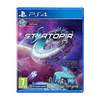 Spacebase Startopia PS4 -peli