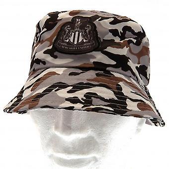 Newcastle United Camo Bucket Hat Yth
