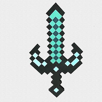 My Minecraf Sininen timantti miekka & pickaxe, Eva Vaahto lelu