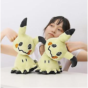 Plush Doll Crooked Head Pikachued Stuffed Toys Christmas Gifts  Children Birthday Present