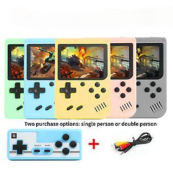 Retro video game console 800 in 1 handheld game draagbare pocket game console mini handheld speler voor kinderen speler cadeau nieuw 2021
