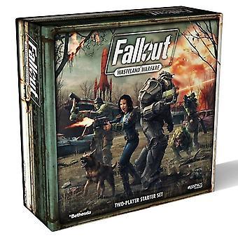 Fallout: Wasteland Warfare - Two Player Starter Set