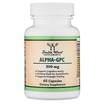 Alpha GPC 300 mg Capsules