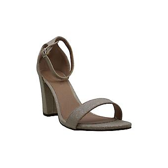 Madden Girl Womens Beella Fabric Open Toe Special Occasion Ankle Strap Sandals