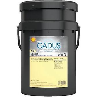 Shell 550028217  Gadus S2 V220 1 18Kg Hp Extreme Pressure Multipurpose Grease