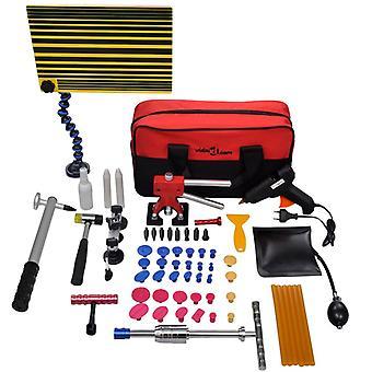 vidaXL donging tool set with carrying bag XXL