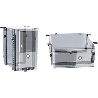 Wokex Rechner-Halterung für Schreib-Tisch Computer Untertisch-Montage (TRH-02) PC Gehäuse-Halter bis