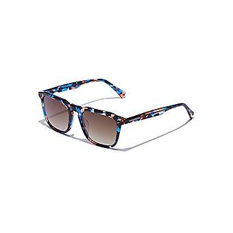 هوكرز كابري كاري نظارات الخلود، براون / الأزرق، نيكو للجنسين الكبار