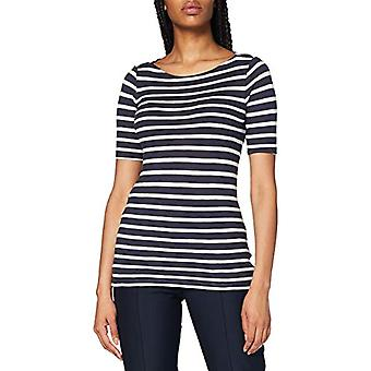 Marc O'Polo 4219651333 Camiseta, Multicolor (Multi/Silent Sea B72), Medium Woman