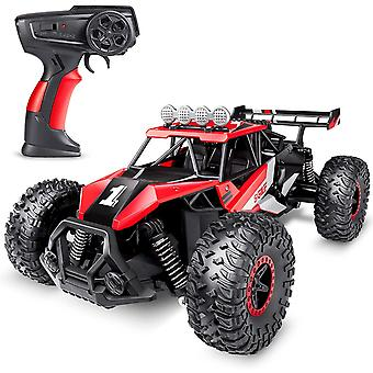FengChun RC Remote Control Car Toy with 50 Mins Play Time, RC Speedy Drift Truck with 2 Batteries,