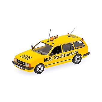 Opel Kadett D Caravan (ADAC 1979) Diecast Model Car