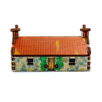 Croft Cottage by Pop Up Designs