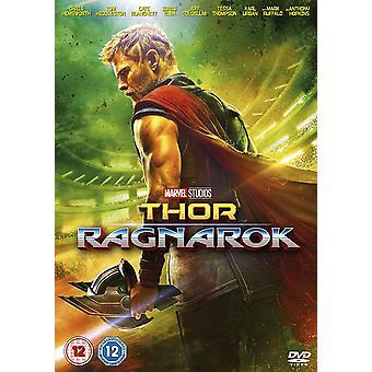 Thor Ragnarok DVD
